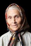 gammala kvinnor Arkivbilder