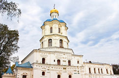 Gammala ortodoxa Saints för domkyrka allra Fotografering för Bildbyråer