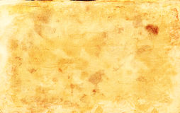 gammala paper texturer Royaltyfri Bild