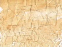 gammala paper texturer Royaltyfria Foton