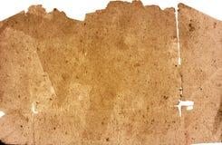 gammala paper texturer Royaltyfria Bilder