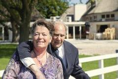 gammala par Fotografering för Bildbyråer