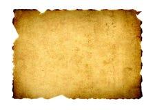 Gammala parchments Royaltyfria Bilder