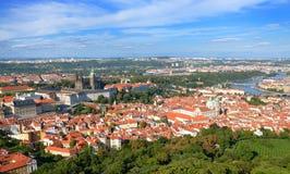 Gammala Prague Royaltyfria Foton
