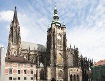 Gammala Prague Fotografering för Bildbyråer