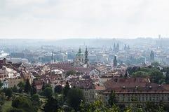 Gammala Prague Royaltyfri Fotografi