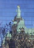 gammala reflexioner Fotografering för Bildbyråer