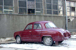 Gammala Renault Arkivbilder