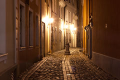 Gammala Riga Royaltyfria Bilder