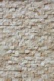 gammala seamless stentegelplattor som belägger med tegel väggen Royaltyfria Bilder