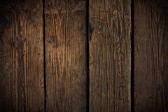 Gammala skrapade trä texturerar. Arkivfoton