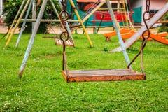 gammala swings Arkivfoton