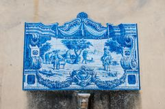 gammala tegelplattor royaltyfri bild