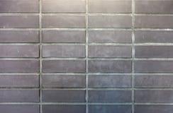 Gammala tegelstenar texturerar bakgrund, clinker Royaltyfri Fotografi