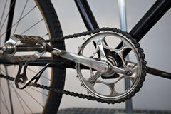 gammala tider för cykel Arkivfoton