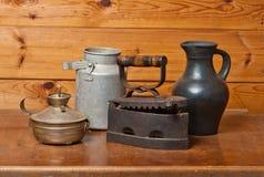 gammala ting Fotografering för Bildbyråer