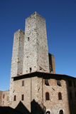 gammala torn Royaltyfri Bild