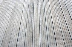 Trä däcka bakgrund texturerar royaltyfri foto