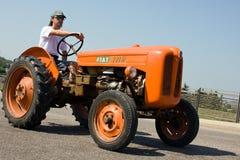 Gammala traktorer Royaltyfria Foton