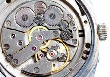 gammala watches för makro Arkivfoto