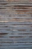 Gammala wood plankor royaltyfria bilder