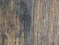 Gammala wood plankor texturerar bakgrund Arkivbild