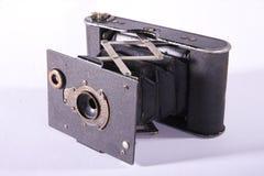 Gammalmodig kamera royaltyfri bild