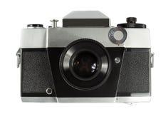 Gammalmodig reflexkamera Royaltyfria Foton