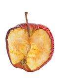 Gammalt äpple royaltyfri bild