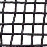 Gammalt åldrigt ridit ut Rusty Grid Cage Fence Iron galler, isolerad Grungy stor detaljerad makroCloseup, ingrepp för stänger för Royaltyfria Bilder