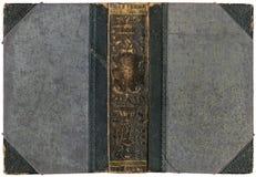 Gammalt öppna boken 1896 Royaltyfria Foton