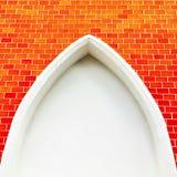 Gammalt abstrakt begrepp för tappning för bakgrund för väggen för textur för tegelstenväggen red ut textur befläckt gammalt stuck Arkivfoton