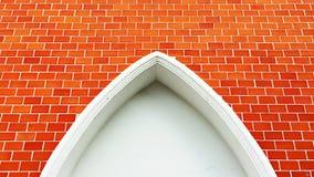 Gammalt abstrakt begrepp för tappning för bakgrund för väggen för textur för tegelstenväggen red ut textur befläckt gammalt stuck Royaltyfri Foto