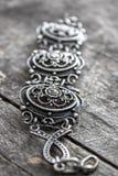 gammalt armband mycket Royaltyfria Foton