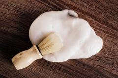 Gammalt barberarehjälpmedel Royaltyfri Bild