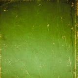 gammalt blankt bokomslag Royaltyfri Foto