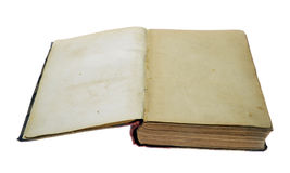 Gammalt boka Arkivbilder