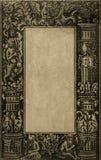 gammalt bokomslag Arkivfoton