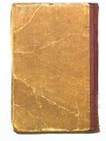 gammalt bokomslag Royaltyfri Bild