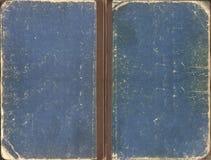 gammalt bokomslag arkivbilder