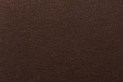 Gammalt brunt pergament för broschyr eller rengöringsdukmall Royaltyfri Bild