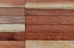 Gammalt brunt trä för yttersida Royaltyfri Fotografi