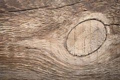 Gammalt brunt träbräde arkivbild