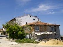 gammalt bulgaria hus Arkivbilder