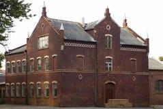 gammalt byggande 3 Fotografering för Bildbyråer