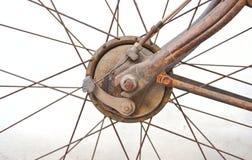gammalt cykelavbrott Royaltyfri Bild