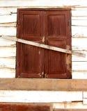 Gammalt fönster Royaltyfri Bild