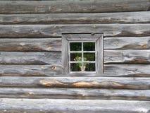 gammalt fönster Royaltyfri Foto