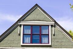 gammalt fönster Royaltyfria Foton