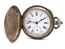 gammalt fack för klocka Arkivbild